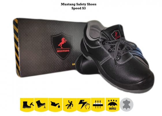 Mustang Speed S3 Safety Shoes