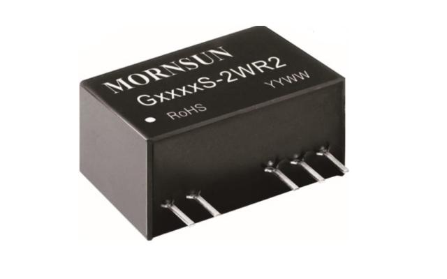 MORNSUN G_S-2WR2  SIP/DIP Unregulated Output (0.25-3W)