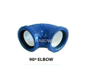 POLY STEEL 90 DEGREE ELBOW