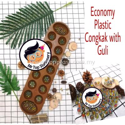 Plastic Congkak free Guli