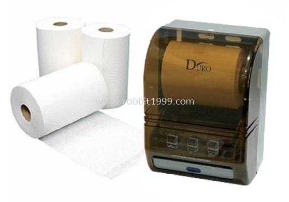 DURO AUTO PAPER TOWEL DISPENSER - HRT 3000