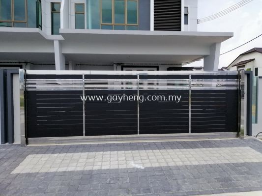 Stainless Steel Gate  �������