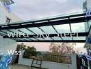 Laminated Glass Roof ROOF GLASS ROOF CANOPY