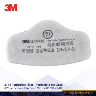 3M 3744 - Particulate Filter for 3700