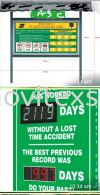 time lost electronic control board  LED Q Calling System/time Lost control board