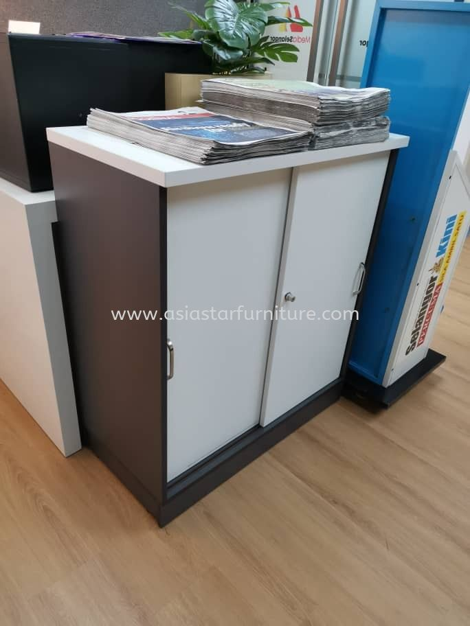 DELIVERY & INSTALLATION OFFICE LOW CABINET GS 880 OFFICE FURNITURE TAMAN PUCHONG UTAMA, PUCHONG
