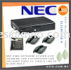 NEC PABX Keyphone System 3 CO Incoming Line 8 Extensions Line Include 12Key x1 Single Line x3 SL2100 PKG A Keyphone Package PABX / KEYPHONE SYSTEM