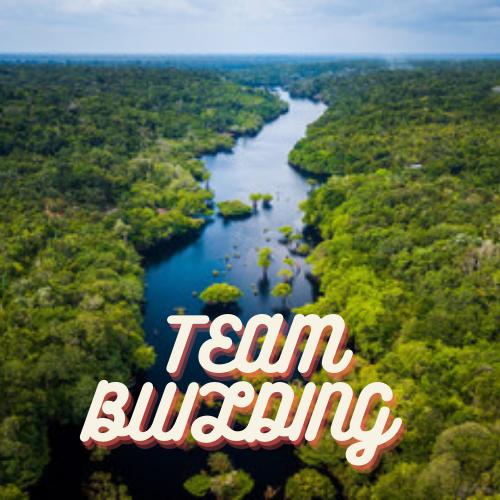 DIAMONDS OF AMAZONIA Journey to the West Team Building