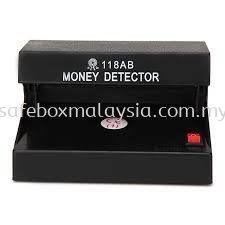 AD-118ABA or AD-118AB(Battery) Money Detector