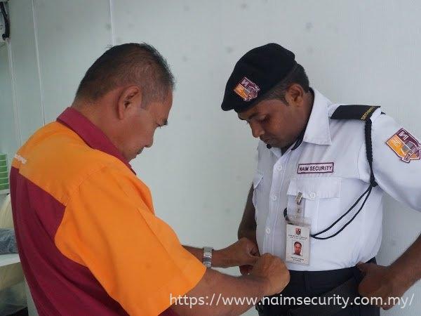 Security officer supervisor