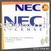 NEC Standard SIP Terminal License ( 1 Port ) IP-EXT-01 NEC Accessories PABX / KEYPHONE SYSTEM
