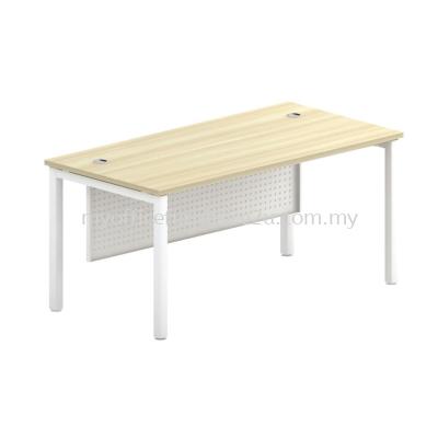 UR1275  U Leg with Rectangular Table 1200L x 750D x 750H mm (Borash Ash)