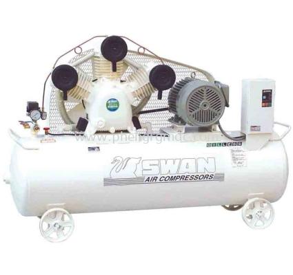 Oil Less SWAN Air Compressor