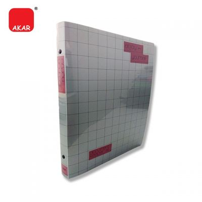 B5 Size Document Keeper/ Document Holder/ Refillable Clear Holder [10 Sheets] 1 pcs