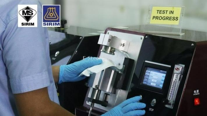 Sirim Test Malaysia Procedures , How to do Sirim Test