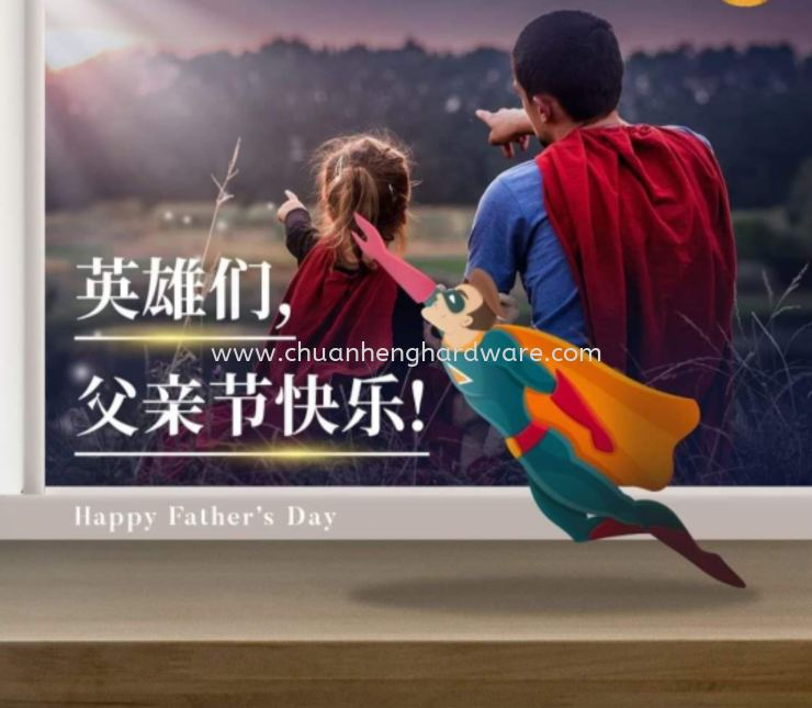 Happy Fathers day to all