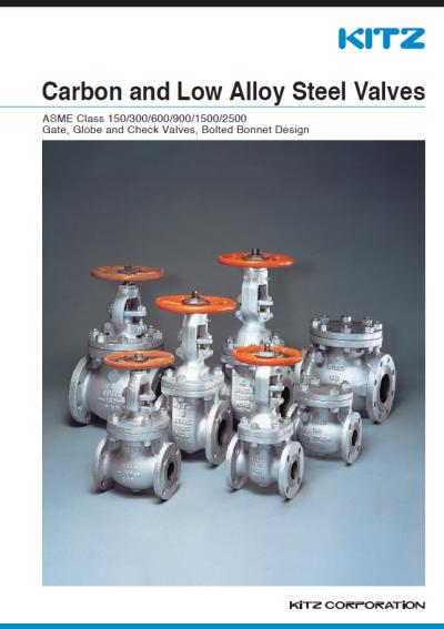 KITZ Cast Carbon Steel Valves