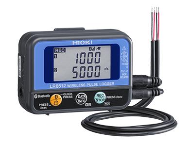 HIOKI LR8512 Wireless Pulse Logger