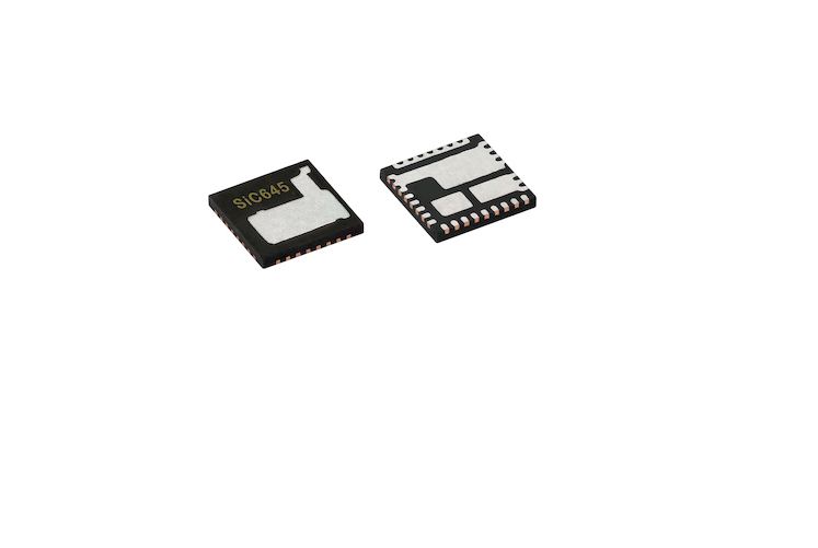 VISHAY SIC645, SIC645A INTEGRATED POWER STAGE