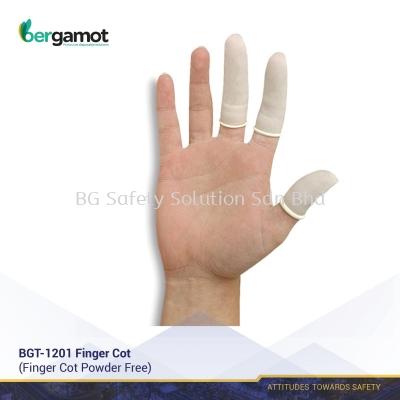 BERGAMOT Finger Cot