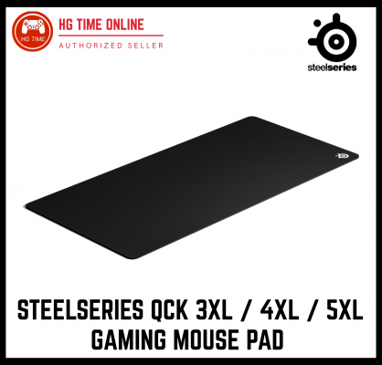 Steelseries Qck Cloth Gaming Mousepad   SteelSeries QCK Mouse Pad 3XL 4XL 5XL Ready Stock