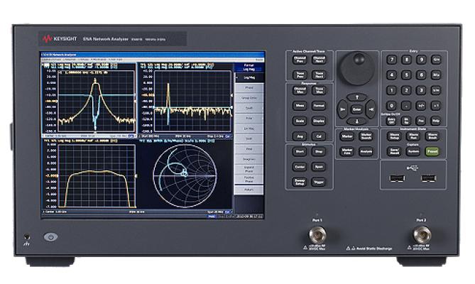 KEYSIGHT E5061B ENA Vector Network Analyzer