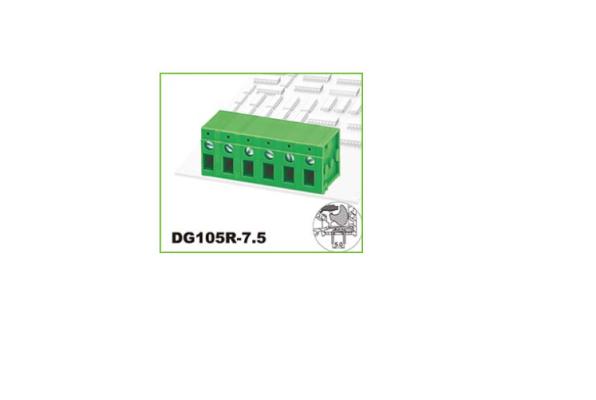 DEGSON DG105R-7.5 PCB UNIVERSAL SCREW TERMINAL BLOCK