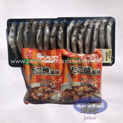 Japanese Fried Food Set / 日式炸物套餐