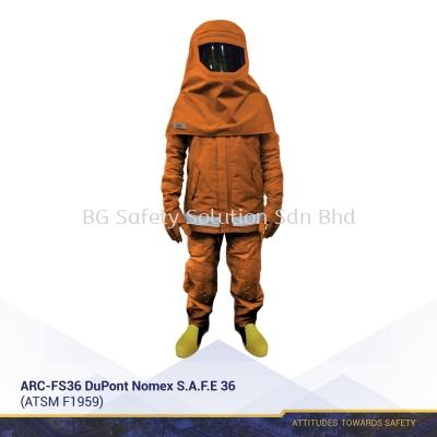 Dupont Nomex S.A.F.E 36, S.A.F.E 43, S.A.F.E 61