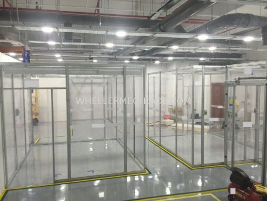 Partitions and Rooms