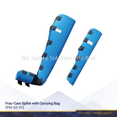 Frac-Care Splint with Carrying Bag