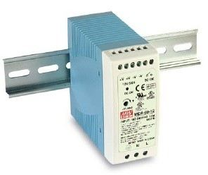 Mean Well AC/DC DIN Rail- Power Supply MDR Series