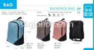 BACKPACK BAG BP71 Back Pack Bag Series Corporate Gift
