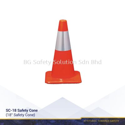 """18"""" SAFETY CONE"""