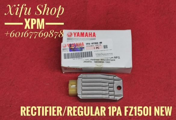 RECTIFIER & REGULATOR ASSY (1PA1)100 %ORIGINAL FZ150I NEW 1PA-H1960-00 LWHIEE