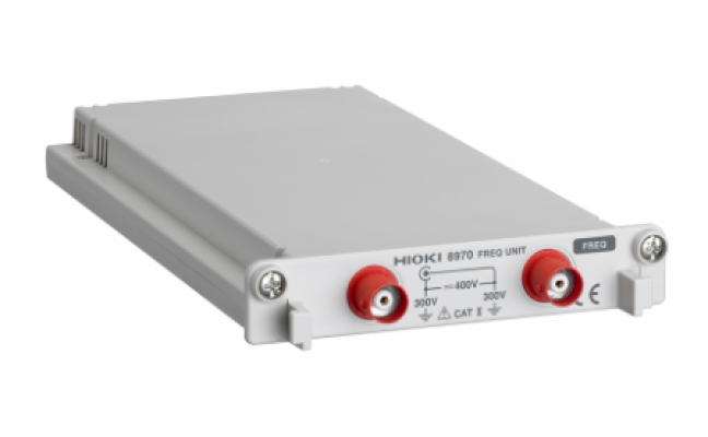 HIOKI 8970 Frequency, Rotation, and Pulse Measurement