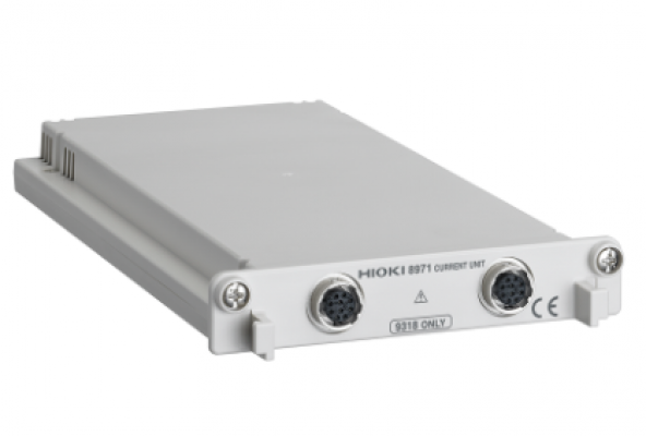 HIOKI 8971 Dedicated Current Input Module Capable of Supplying Power to Current Sensors