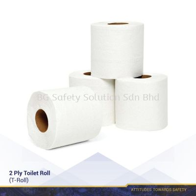 2Ply Toilet Roll