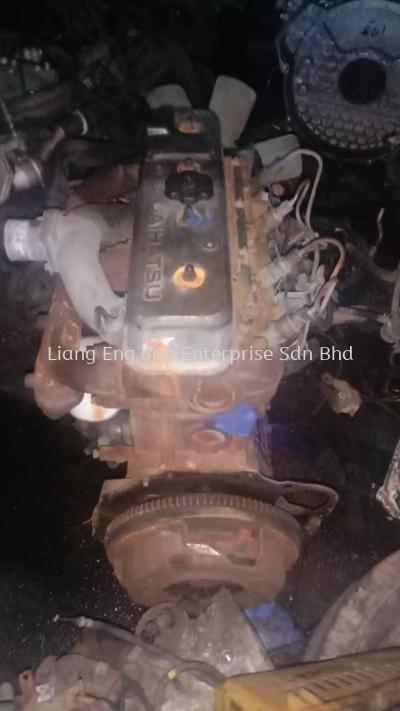 DHS V57/V58 DAIHATSU ENGINE IMPORTED