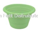 18cm Pasu Pokok Bunga Flower Pot 7 inc - P106N1C (Random Colour) Flower Pot & Tray Gardening