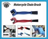 UB Motorcycle Chain Brush-3 Headed