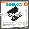 EBELCO Alarm Vibration / Shock Sensor Adjustable Sensitivity 3 Range Low Medium High Dark Brown Color M5(B) Alarm Accessories ALARM SYSTEM