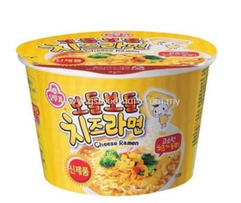 Ottogi Jin Ramen Cheese Bowl 90g