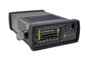 KEYSIGHT B2983B Femto / Picoammeter, 0.01fA, Battery