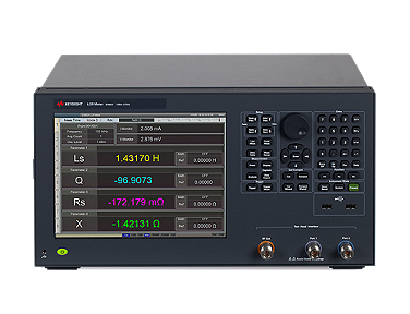 KEYSIGHT E4982A LCR Meter, 1 MHz To 300 MHz / 500 MHz / 1 GHz / 3 GHz