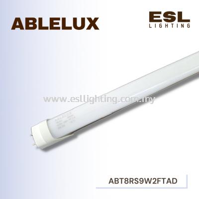 ABLELUX 9W RADAR SENSOR AUTO DIM T8 LED TUBE 600MM 2FT 6500K POWER FACTOR 0.9 900 LUMEN AC85 - 265V