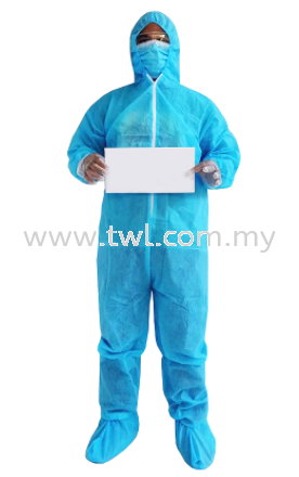 Frontline Isolation Gown