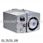 Becker U5.100 Oil Rotary Vane Vacuum Pump