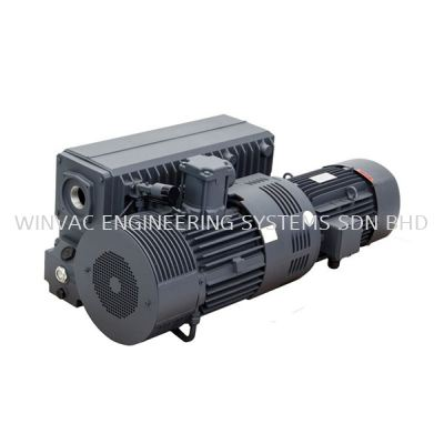 Schmied RA 0300 F Oil Rotary Vane Vacuum Pump