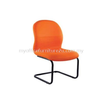 VDL-404A Visitor Chair with Armrest Fabric